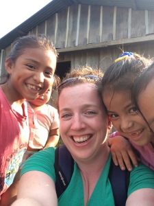 It was so fun to reconnect with these little cuties when we visited their home village of Machaca in April.  Our team initially met them in October 2014.