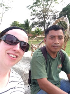 I was privileged to share the Gospel with this man, Tash, and a lovely Mayan woman named Angelcita while we were in Placencia.  Suddenly I found myself looking for opportunities to share the gospel where I might have otherwise tried to avoid talking to strangers.