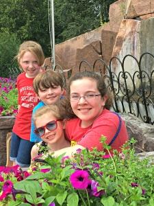 2017 kids in Montello