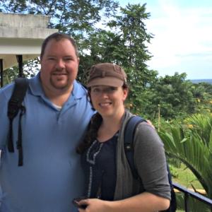 Joe and Trisha Belize